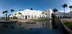 Por dentro dos Palácios