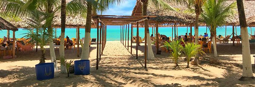 Os Clubes de Praia pelo Brasil que você precisa conhecer