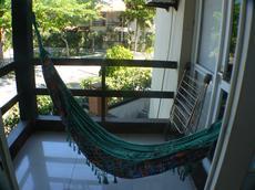 varanda com rede