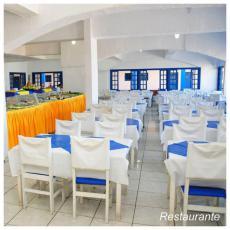 Salão de Café e Restaurante.