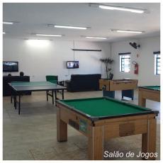 Salão de Jogos.
