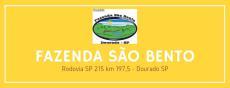 Turismo Rural é na Pousada Fazenda São Bento