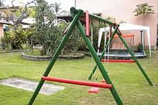 área de lazer infantil