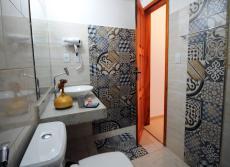 Sala de banho Suite Queen