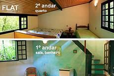 Vista internas de um flat ; terreo e mazanino