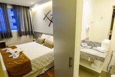 Apartamento Standard Casal e banheiro