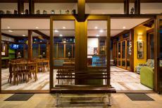 Recepção e Salão de Café