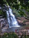 Cachoeira da melancia, localizada no bairro Taquari/Paraty. Próximo a pousada Quatro Estações Paraty.  Ideal para os amantes de uma caminhada Ecológica,