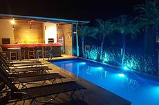 apto luxo, piscina exclusiva para 02 unidades