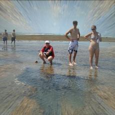Praia das Piscinas Naturais