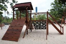 Parque Infantil anexo ao Bambaê