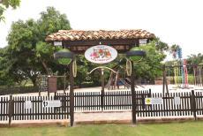 parque anexo ao Bambaê
