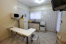 Apartamento de 01 dormitório: Cozinha