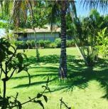 Jardim com vista bloco suítes Jardins