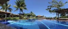 Panorâmica piscina