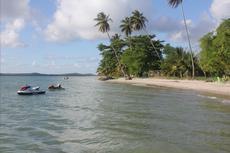 Praia de Cacha Pregos