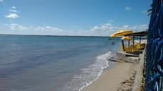 Praia do hôtel