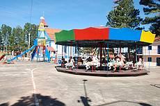 Cidade da Criança:  As crianças vão adorar esse local. Único e exclusivo. A cidade das crianças possui uma completa estrutura para seu divertimento.