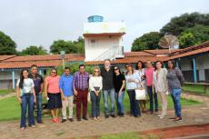Grupo de Brasilia comissão do governo federal em visitação ao Jalapão.