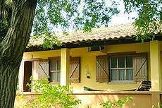 Apartamento da ala Ipê, recomendado para grandes famílias com crianças.