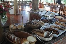 Nosso cardápio variado servido no café da manhã.