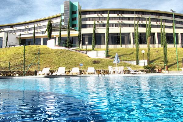 hotéis em Poços de Caldas Carlton Plaza