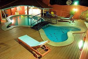 Hotel Para�so das �guas