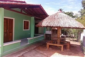 Casa Verde na Bela Praia Ponta de Mangue Maragogi