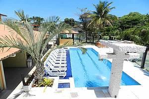 Acqua Infinity Pousada piscina 30� frente ao mar