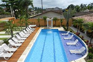 Pousada Acqua Bella piscina climatizada 30°