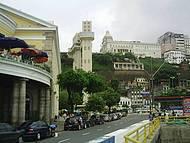 Apreciando a tarde em Salvador!