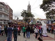 Festas de Agosto-Fé,shows,barracas,comidas...
