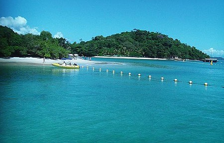 Praia - Um ótimo mergulho