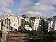 Visão geral da cidade - Maravilhosa!!