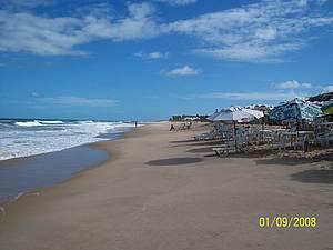 Praia do Imbassaí