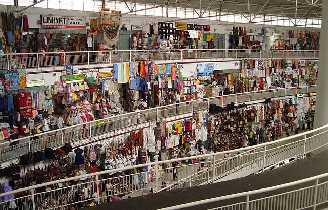 Mercado Central, Variedade Sem Igual