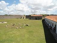 Pátio, Paiol e Alojamentos
