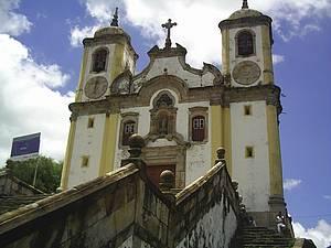 Igreja Santa Efig�nia dos Pretos