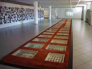 Museu das Culturas: Também chamado de Museu do Índio<br>