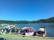 Barcos de passeio