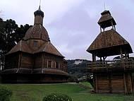 Lindo o Parque Ucraniano.