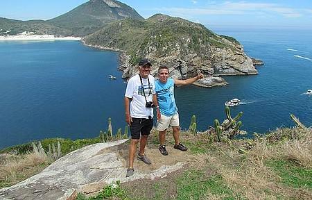 Tour de jipe - Passeio pelo Pontal