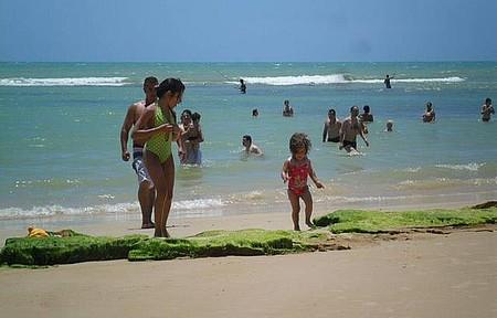 Praia de Dunas de Marapé
