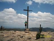 No topo da Chapada