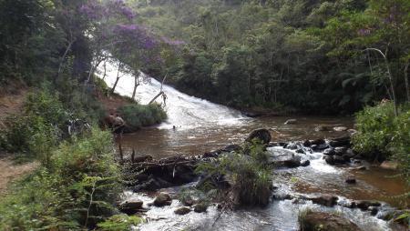 Cachoeira do Escorregador - Região do Cocais