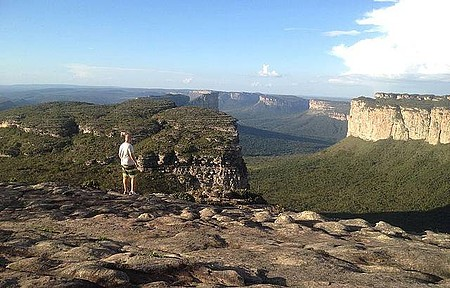 Chapada Diamantina - Morro do Pai Inácio