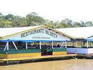 Ótimo Restauante com Peixes Tipicos da Região!