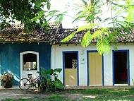 Casario t�pico no Quadrado de Trancoso, sul da Bahia