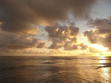 Ilha de Boipeba - Nascer do sol