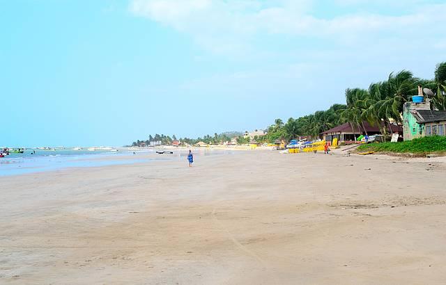 Praia de Maragogi.